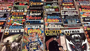 Wanted: your old comic books!!!