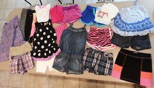 Headed South this Winter?...Size 8 Girls Summer Clothing (lot 2)