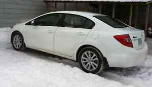 2012 Honda Other EX Sedan