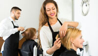 Part Time Hairstylist Wanted!