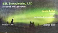 BEL Snowclearing LTD