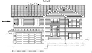 New Construction Home in Lake Echo!