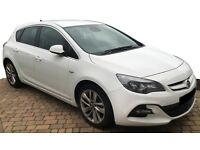 Vauxhall Astra tech line gt - low miles - full service history