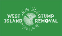 Stumped? Call West Island Stump Removal! 514-895-8715