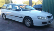 VZ Holden Commodore Wagon. Licensed. Runs Beautifully. Thornlie Gosnells Area Preview