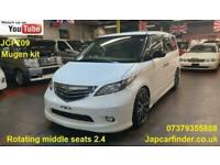 2021 Honda Elysion Mugen Body 19 alloys back facing seats MPV Petrol Automatic