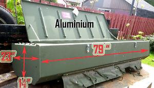 Coffres de l'armé Canadienne / Army containers