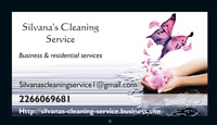 Silvana's cleaning Service