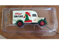 Kellogg's Corn Flakes Bedford Van