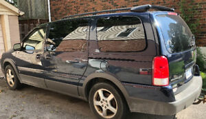 NEW LOWER PRICE: 2007 Pontiac Montana