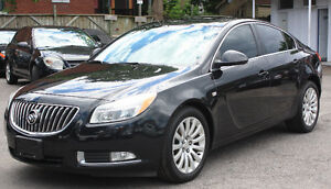 2011 Buick Regal CXL - leather**sunroof**FINANCING AVAILABLE.