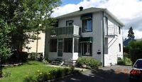 Maison à louer - duplex - Boucherville