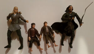 Figurines Lord of the Rings
