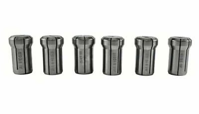 6 Piece Da180 Double Angle Collet Kit 116-1364