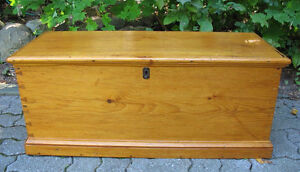 Antique Blanket Boxes, Coffee Tables or Storage Benches Gatineau Ottawa / Gatineau Area image 3