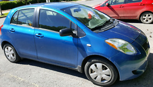 Toyota yaris 2008 Hatchback