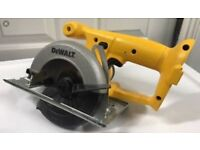 DEWALT 18V CORDLESS CIRCULAR SAW BODY FOR SALE
