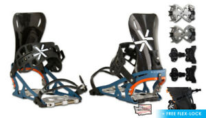 PRIME-X CARBON splitboard bindings M