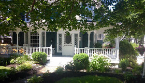 Beautifully Preserved and Updated, Stately Historic Home