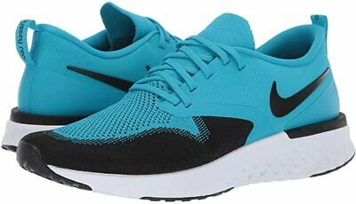 Nike Epic React Flyknit 2 Grey Volt Sock-Like Mens Running Shoes CJ7794-061