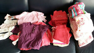 6-9 / 6-12 Months Girls Bundle - Over 35 Pieces!