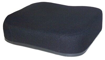 Ac7001sf Seat Cushion Black Fabric For Allis Chalmers 175 185 200 Tractors