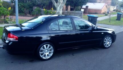 2006 ford bf mkii 6speed auto Rowville Knox Area Preview