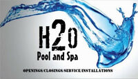 Pool openings starting at work at a 200.00!!!