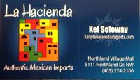 Sales Associate - La Hacienda  (Part time evenings & weekends)
