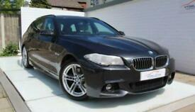 image for 2014 BMW 5 Series 2.0 520D M SPORT TOURING 5d 181 BHP Estate Diesel Automatic