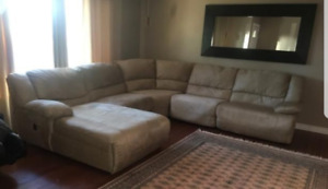 Large Sectional Couch. - $1500