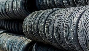 QUEEN  TIRES USED WINTER TIRES ALL SIZES TOP TREAD