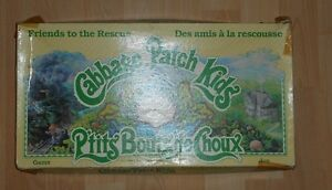 Vintage CPK game - Cabbage Patch Kids