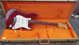2008 Fender Custom Shop Custom Classic Stratocaster