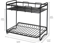 Cosmetic Rack Storage Organizer also can be for Kitchen Bathroom