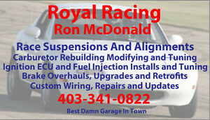 Automotive Specialist / Royal Racing