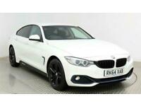 2015 BMW 4 Series 2.0 420D XDRIVE SPORT GRAN COUPE 4d 181 BHP Coupe Diesel Manua