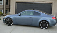 2005 Infiniti G35 Premium Package Coupe (2 door)