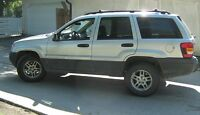 2004 Jeep Grand Cherokee SUV, Crossover