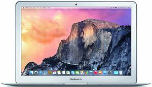 "Apple MacBook Air 13.3"", i5 1.6GHz, 4GB, 128GB, OS X Laptop"