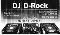 #TelusHelpMeSell - DJ D-Rock @ Your Service!