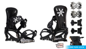 PRIME STRAIGHTLINE splitboard bindings (M)