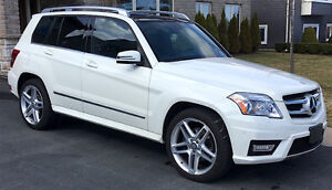 2011 Mercedes-Benz GLK 350 SUV, AMG Package, low mileage