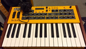 clavier - basse synth - Mopho Dave Smith