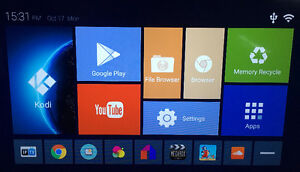 New TX5 Pro 2GB/16GB Android Boxes Incl. MX3 Air Mouse Cambridge Kitchener Area image 2