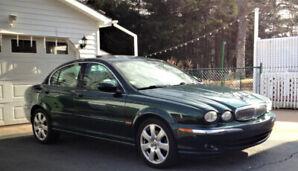 2005 Jaguar X-TYPE Sedan