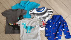 Boy bundle clothes 18month - 3 yrs