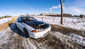 1989 NISSAN SKYLINE GTR R32