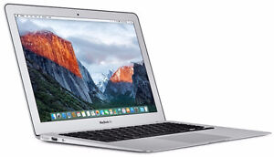 """MACBOOK AIR i7 1.8GHZ,256GBSSD,4GB,13"""",WIFI,WEBCAM,DELIVERY"""