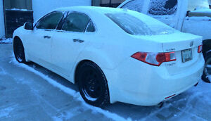 2010 Acura TSX -  56,575 km. COMMAND START,HEATED LEATHER SEATS